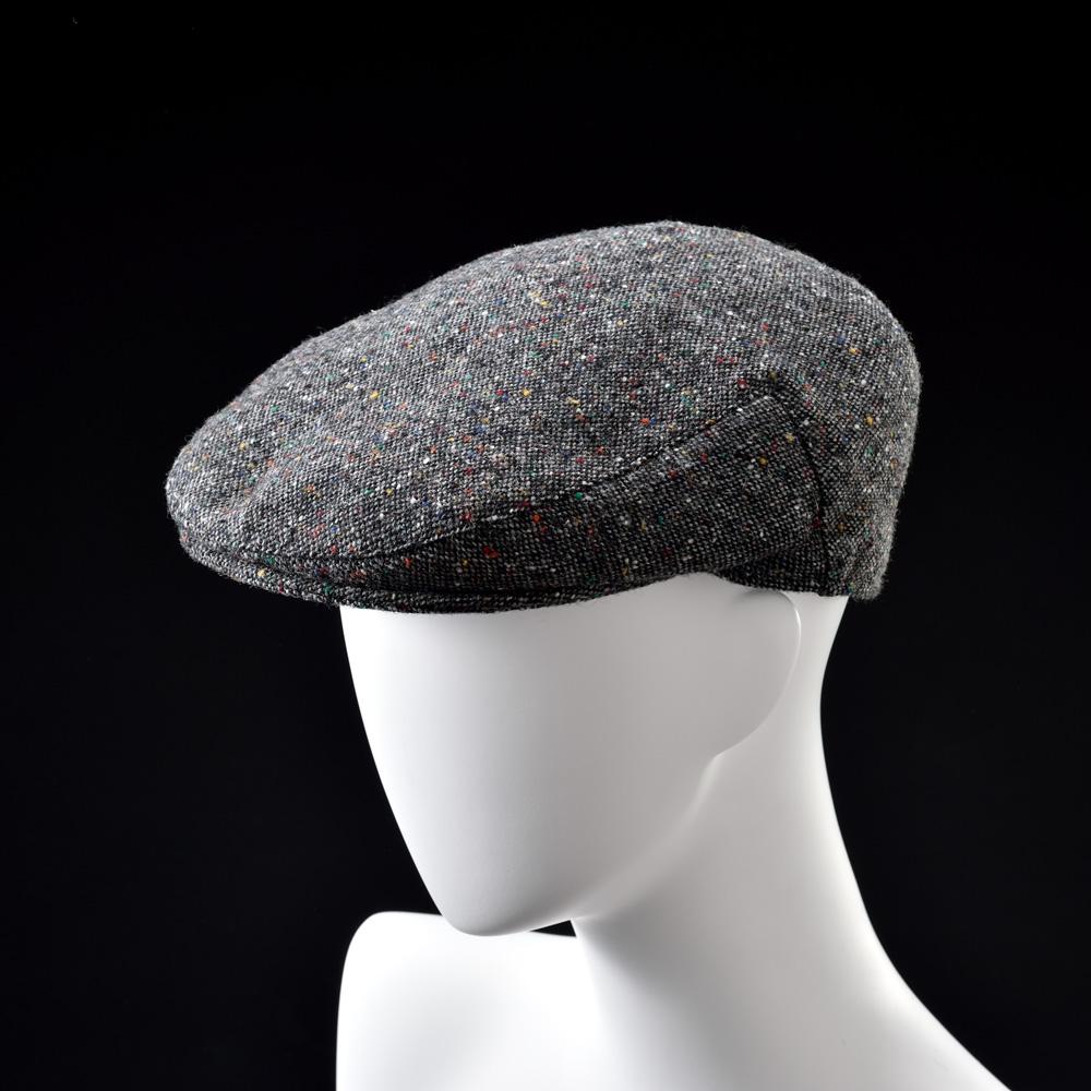 Donegal Tweed Cap 508(ドネガル ツイード キャップ)