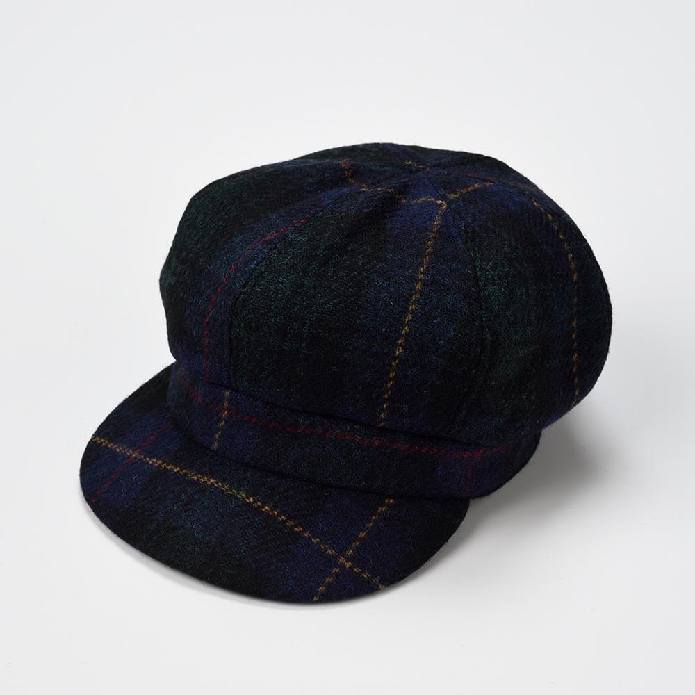 Harris Tweed Cap 76(ハリス ツイード キャップ)