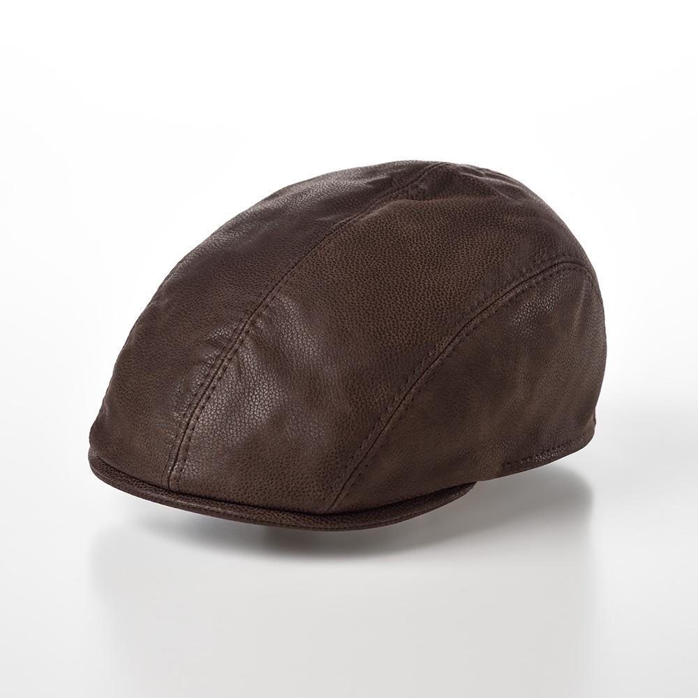 Four Panel Berretto Calf Leather(フォーパネルベレット カーフレザー)BN112