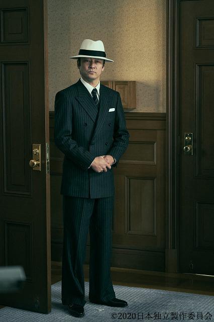 映画「日本独立」©2020日本独立製作委員会